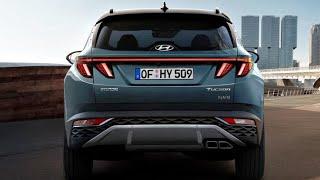 Hyundai Tucson (2022) Beautiful compact suv! (review)