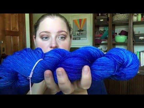 Yarn Chat 13: My Knitting Story