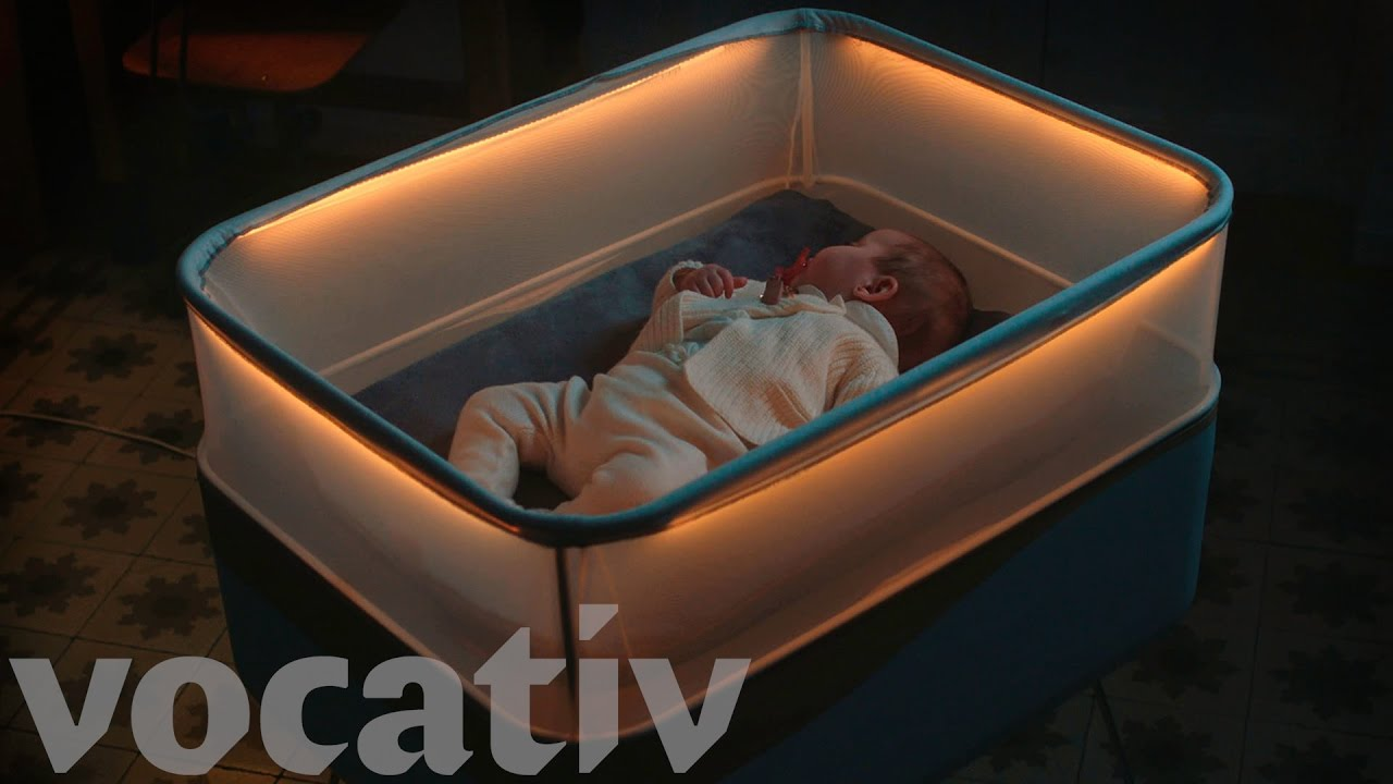 Ford S Baby Crib Is Part Car Youtube