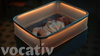 Ford's Baby Crib Is Part Car