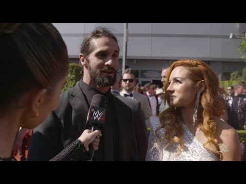 Cathy Kelley takes the WWE Universe onto the ESPYS red carpet