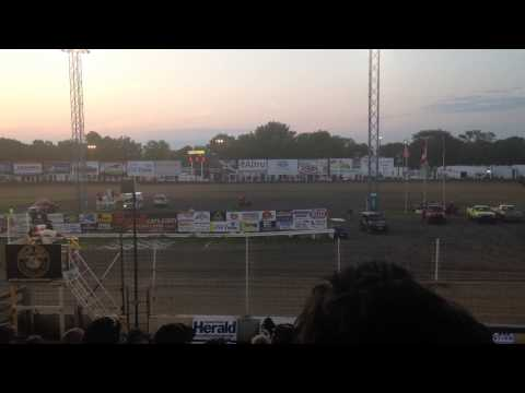 River Cities Speedway NOSA 410 Outlaw Sprints (2 of 2)
