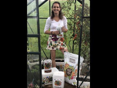 Natural Grower - Natural Fertiliser for Organic Growers