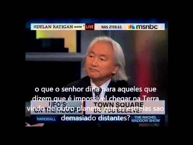 Michio Kaku, físico americano, admite existência dos extraterrestres Vídeos De Viagens