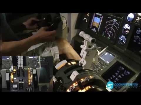 B737 Throttle Quadrant Motorised CfY