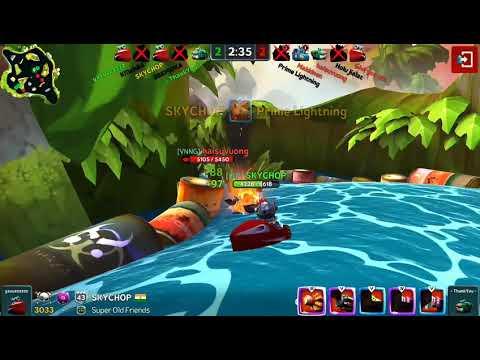 MY HIGHEST DAMAGE | battle bay