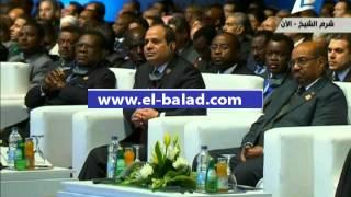 بالفيديو.. رئيس بنك التنمية الأفريقي يدعو لإقامة سوق أفريقي مشترك