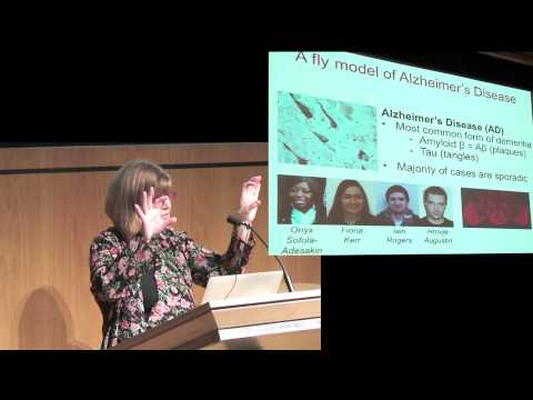 The Science of Healthy Ageing by Professor Linda Partridge - Paget Lecture 2014