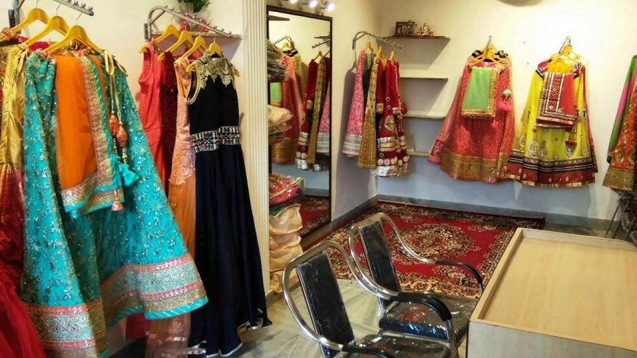 Designer Evening Gowns and Bridal Lehenga On Rent Jaipur-Rashi ...