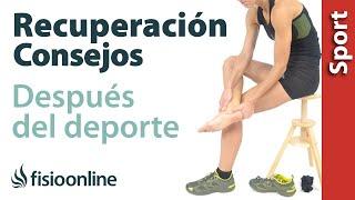 Corriendo fatiga de piernas