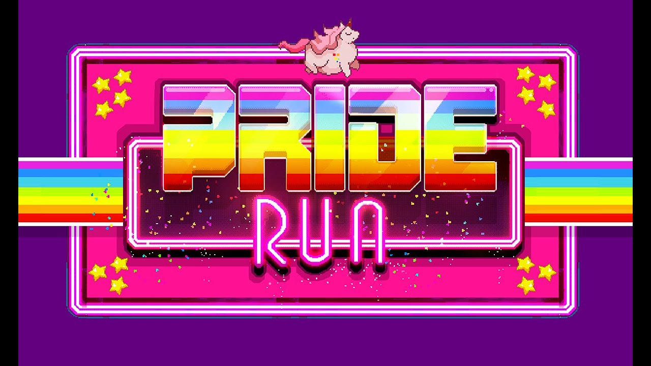 Pride Run - Coming Out Gameplay Trailer