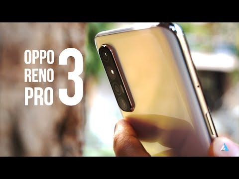 Oppo Reno 3 Pro Review in English and Unboxing [Pros, Cons]