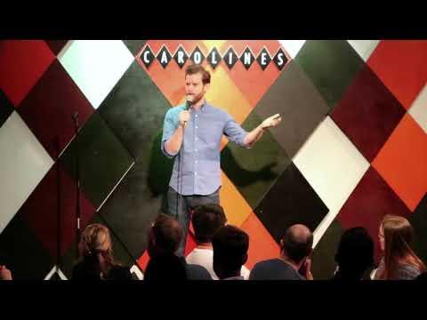 Patrick Jokes About Alcoholism