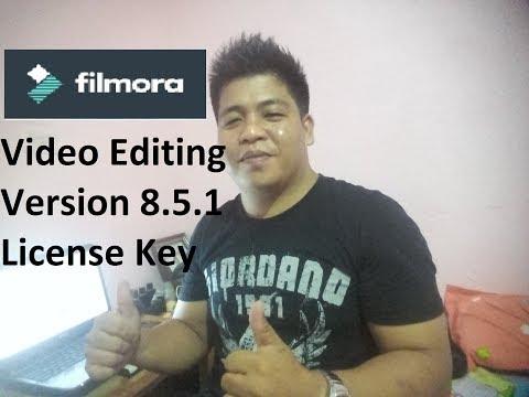 filmora crack key 8.5.1