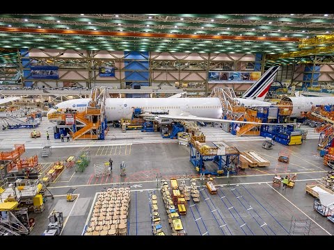 Air France unveils behind-the-scenes views of the delivery of its latest Boeing 787