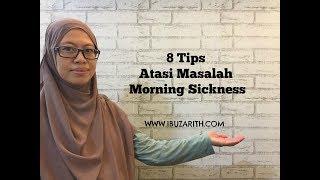 Mual Muntah pada Ibu Hamil (Morning Sickness).