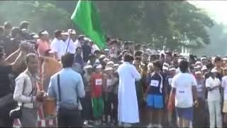 RUN FOR UNITY ST ALOYSIUS SCHOOL CANTT JABALPUR