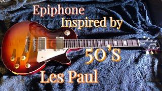 Epiphone Original Les Paul Standard 50s