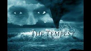"A Storm's A-brewin! ""The Tempest"" by Byron Searle"
