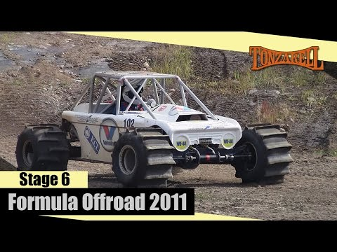 Formula Offroad, Stage 6, 2011 Pälkäne-Kangasala FINLAND