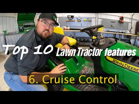 Top 10 Features To Consider When Buying Mower | Riding Lawn Tractor