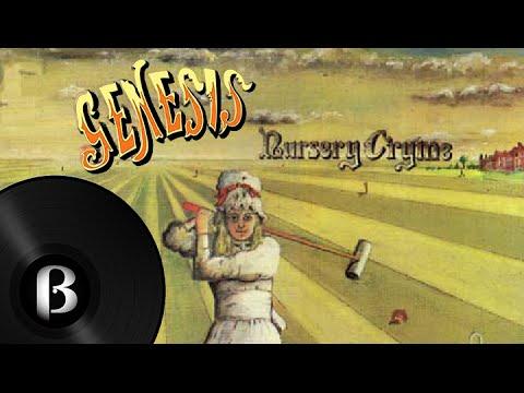 Genesis - Nursery Cryme (Vinyl Rip)