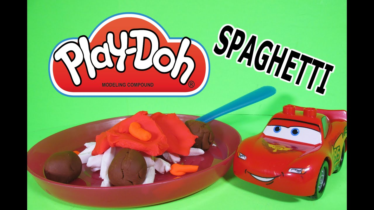 how to make cars with play doh