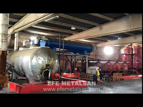 EFE METAL / Waste Oil Turkey