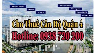 image CHO THUÊ CĂN HỘ QUẬN 4 | GRAND RIVERSIDE 140M2 4PN WC FULL NỘI THẤT | GIÁ 23TR/THÁNG