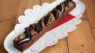 チョコレートオレオブラウニー cook kafemaruさんのレシピ書き起こし