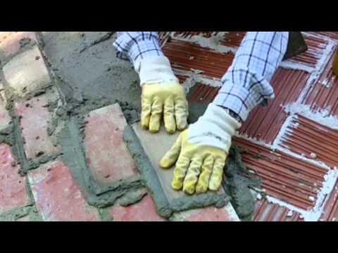 C mo construir un techo con b veda catalana 3 parte v deo for Como encielar un techo