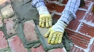 Cooking | Cómo construir un techo con bóveda catalana 3ª parte vídeo nº 109