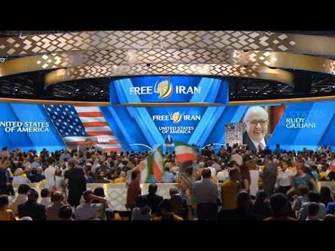 US Is Helping 'Bloodthirsty Cult' - the MEK - to Overthrow Iran's Government
