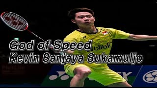 [Battle Grounds.ver]God Of Speed - Kevin Sanjaya Sukamuljo