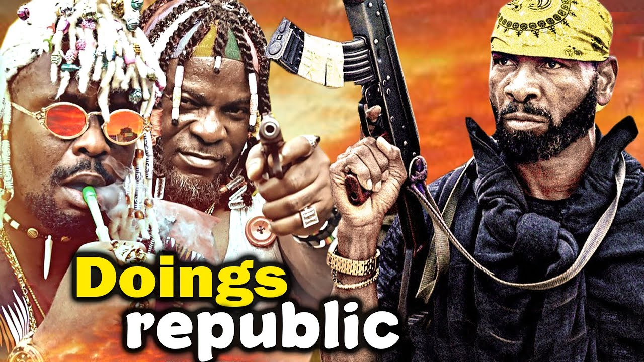 Download BLOODY DOINGS (NEW HIT MOVIE) - ZUBBY MICHEAL|2021 LATEST NIGERIAN NOLLYWOOD MOVIE