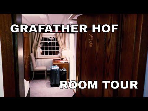 [HD] Grafrather Hof Hotel and Restaurant Room Tour - Solingen, Germany