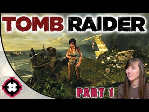 Tomb Raider Gameplay // Part 1 - Shipwrecked!