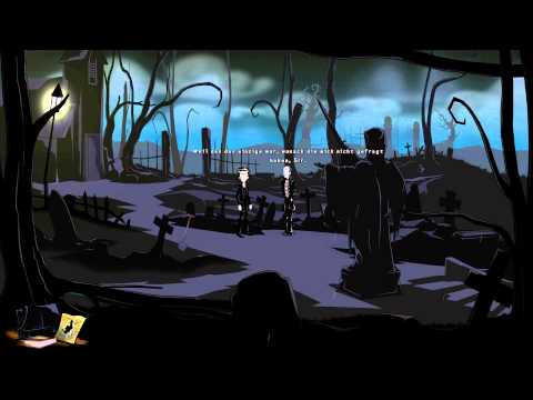 Let's Play The Second Guest [Deutsch] [HD] - Part #006 - Der Friedhof
