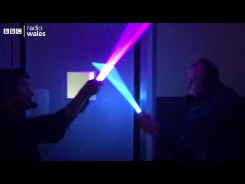 Could Jason Mohammad cut it as a Jedi?