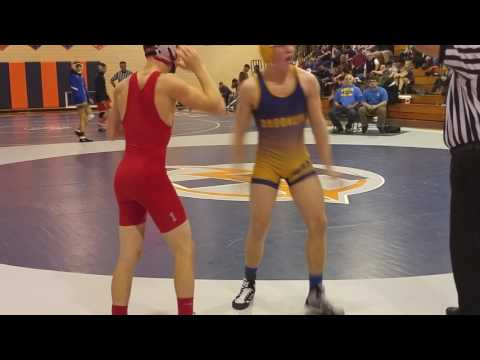 Andrew Z. vs. Brookside High School Championship Match