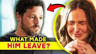 Grey's Anatomy: The Real Reason Justin Chambers Left |⭐ OSSA
