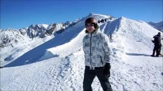 Snowboard Kasprowy Wierch snowboarding