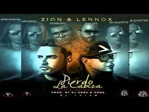 zion y lennox pierdo la cabeza remix letra