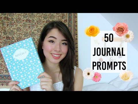 50 Journal Prompts! | thetwinsofhearts