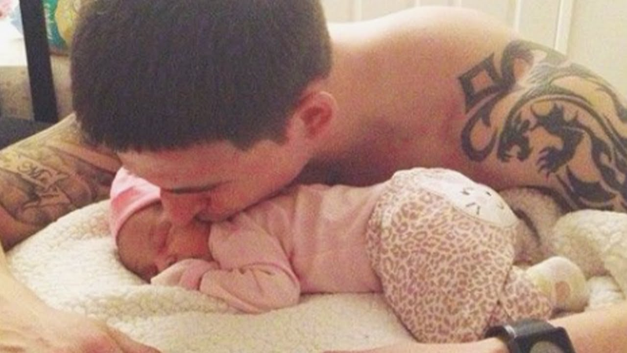 😊No one in this world can love a girl more than her father😘😍Cute Daddy and Daughter moments☺️