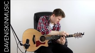 Yesterday - Fingerstyle Acoustic Guitar Cover (The Beatles)