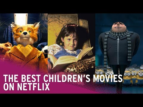 The Best Movies for Kids on Netflix!