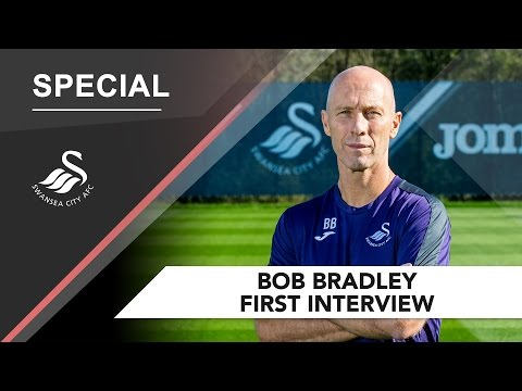 Swans TV - Bob Bradley First interview