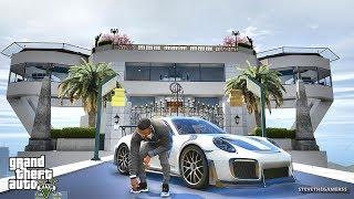 GTA 5 REAL LIFE MOD #471 NEW WEST COAST CUSTOMS!!! (GTA 5 REAL LIFE MODS)