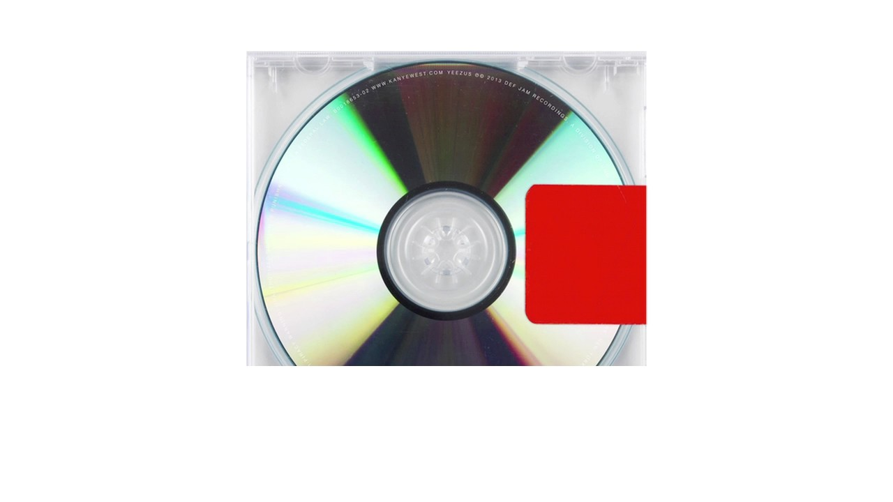 Yeezus Cd Virgil Abloh on...